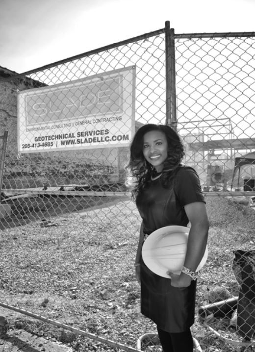 Pictured: L'Tryce Slade, Managing Director of Slade Land Use. Photo Credit: TruFund