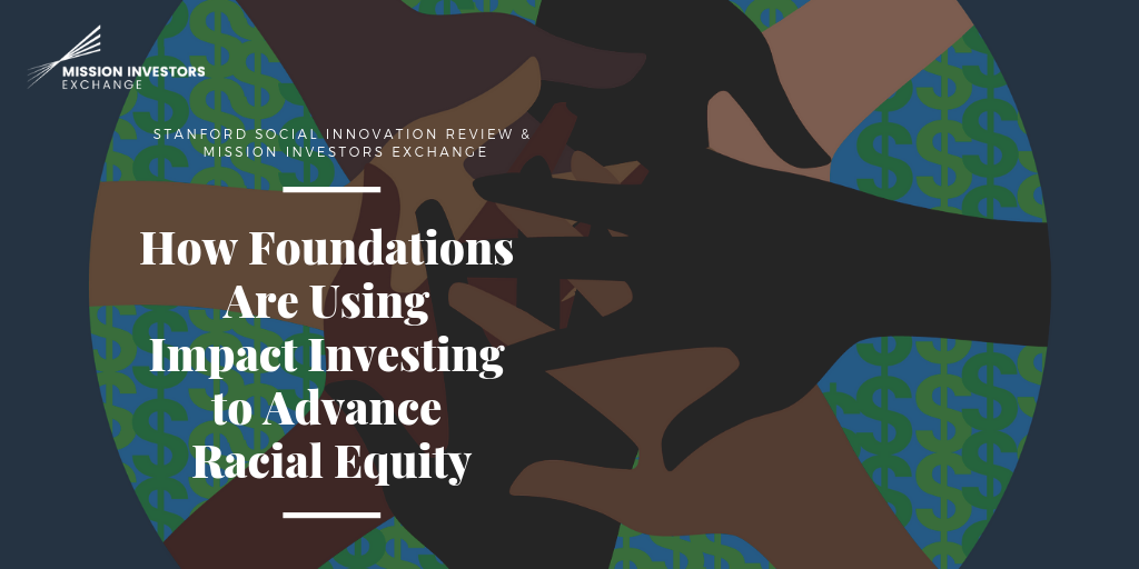 Announcing New MIE-Curated Series on Racial Equity & Impact